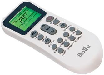 Ballu BSEI-10HN1/Black