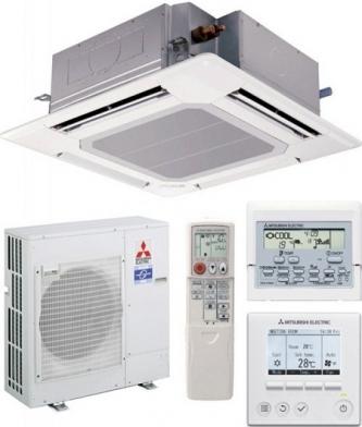Mitsubishi Electric PLA-RP100 ВA/PUHZ-P100VHA