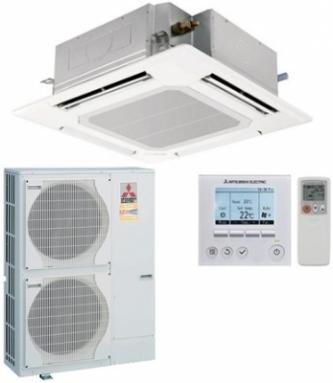 Mitsubishi Electric PLA-RP100 ВA/PUH-P100 VHA/YHA