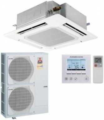 Mitsubishi Electric PLA-RP125 ВA/PU-P125 YHA
