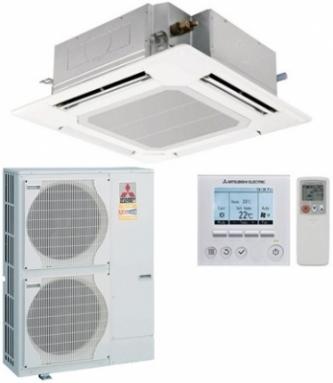 Mitsubishi Electric PLA-RP140 ВA/PUH-P140 YHA