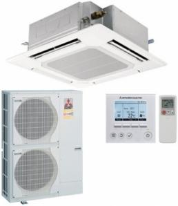 Mitsubishi Electric PLA-RP100 ВA/PU-P100 VHA/YHA