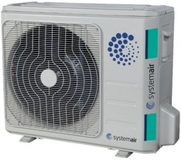 Systemair SYSPLIT WALL SMART 12 HP Q